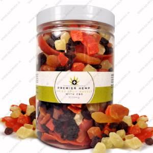 انواع میوه خشک بسته بندی شده در بازار