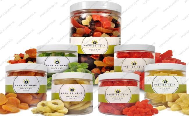 بهترین کیفیت میوه خشک بسته بندی در بازار