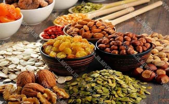 میوه خشک ویژه صادرات