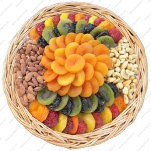 بازار خرید و فروش تضمینی میوه خشک بسته بندی شده