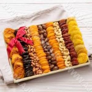 تولید میوه خشک پذیرایی