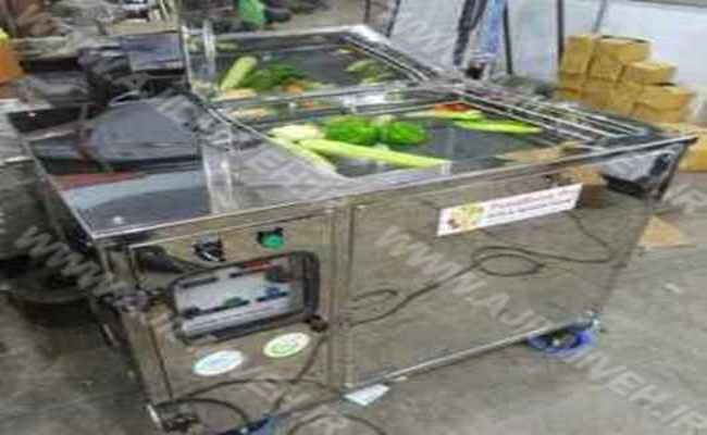 خرید ارزان ترین دستگاه شستشوی سبزی در کشور